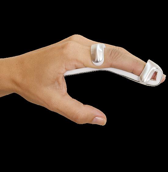 "Mεταλλικός νάρθηκας δακτύλου Vita ""Baseball splint"""
