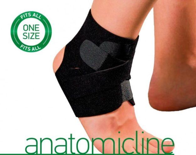 Επιστραγαλίδα με 2 δέστρες One Size Anatomic Line 5031